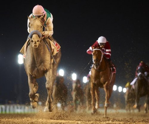 UPI Horse Racing Roundup: Arrogate takes Dubai World Cup