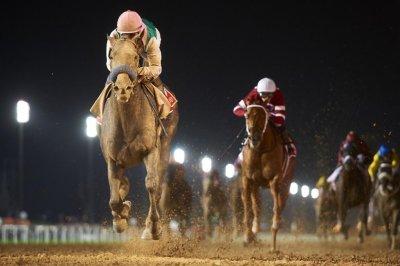UPI Horse Racing Roundup: Arrogate takes Dubai World Cup