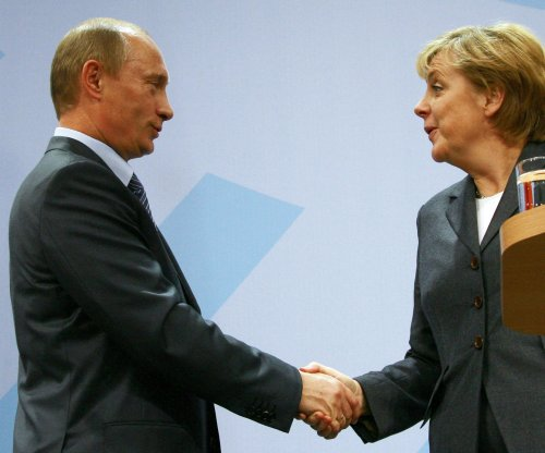 Merkel, Putin to meet for Ukraine, Syria talks