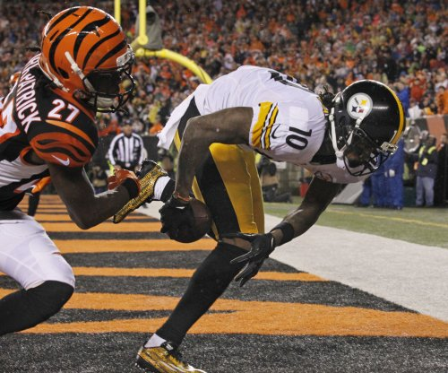 Keeping clean biggest battle for Pittsburgh Steelers' Martavis Bryant