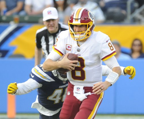 Kirk Cousins helps Washington Redskins slip by Arizona Cardinals