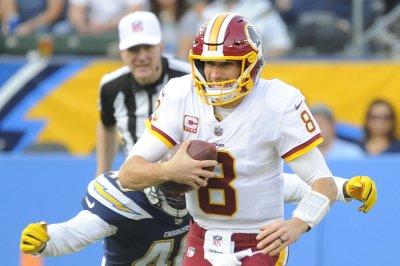 Kirk Cousins helps Washington Redskins slip by Arizona Cardinals