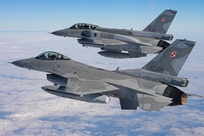 Poland approved for possible F-16 support package