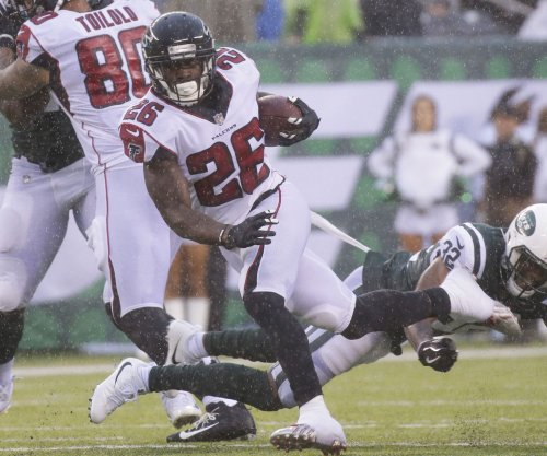 Fantasy Football: Atlanta Falcons RB Tevin Coleman good to go