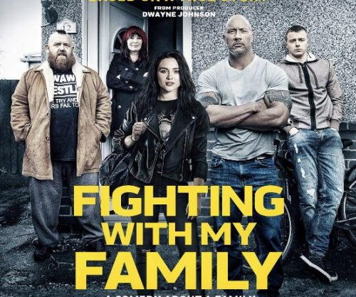 Paige, Dwayne Johnson release poster for 'Fighting With My Family'