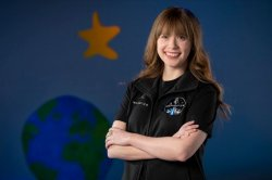 Cancer survivor to join first all-private spaceflight on SpaceX's Dragon
