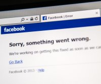 French town Ville de Bitche's Facebook page removed 'in error'
