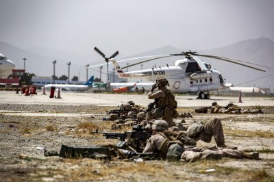 Pentagon: Afghanistan evacuation completed, officially ending 20-year war