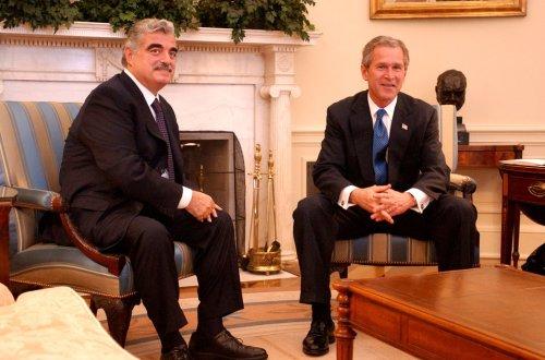U.S. official visits Lebanese officials