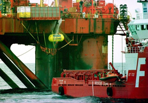 North American gas lifts Norway's Statoil