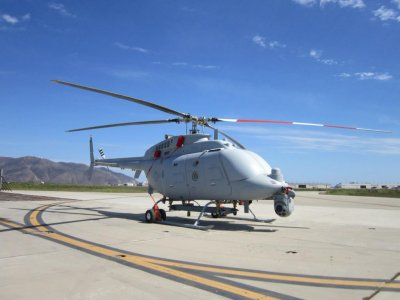 Navy tests MQ-8C unmanned helos