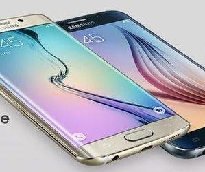 Samsung premieres new Galaxy S6 phone, including a version with a curved screen