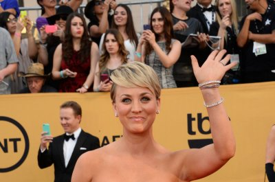 Kaley Cuoco-Sweeting is the latest starlet to dye hair pink