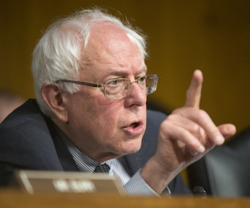 Presidential candidate Bernie Sanders pledges not to accept super PAC support