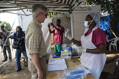 Liberia reports a return of Ebola virus
