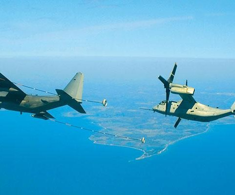 Cobham to develop V-22 aerial refueling kit