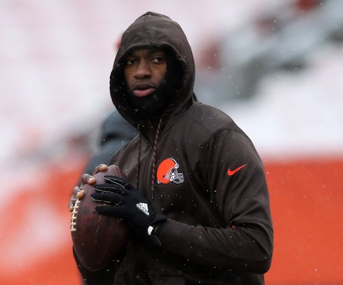 Upbeat Cleveland Browns have decision to make on Robert Griffin III