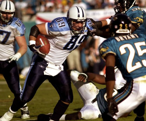 Former Tennessee Titans TE Frank Wycheck believes he has CTE