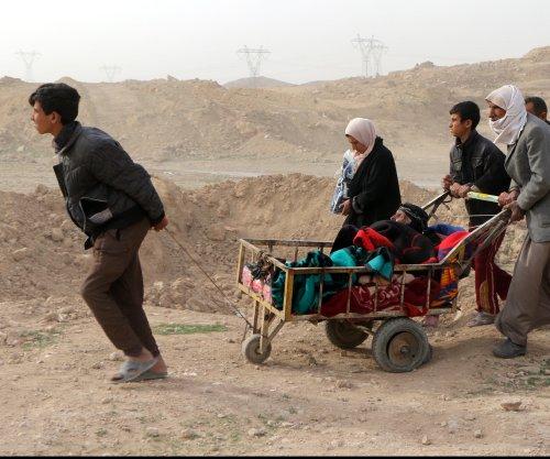 Mosul's zero-sum conflict