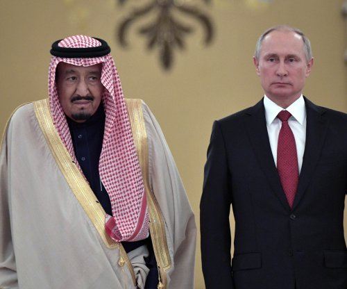 Saudi Arabia, Russia take relationship to 'new level'