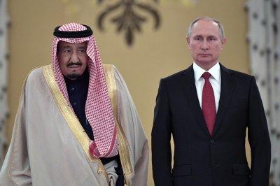 Saudi Arabia, Russia take relationship to 'new level'