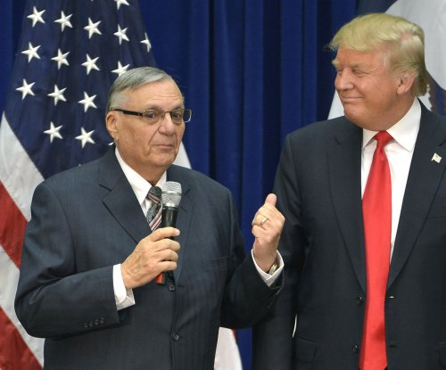 Despite Trump's pardon, federal judge won't wipe Arpaio conviction from record
