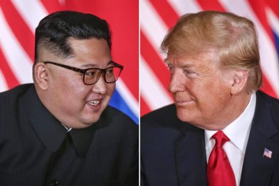 U.S., North Korean officials meet to discuss second summit