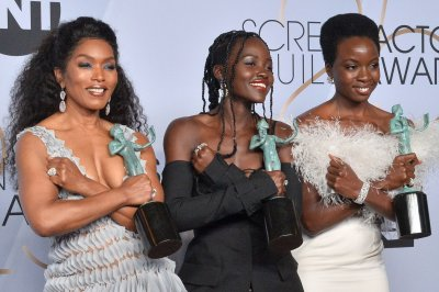 'Black Panther,' 'Mrs. Maisel' win big at the SAG Awards