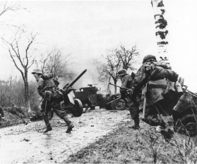 On This Day: Battle of the Bulge begins