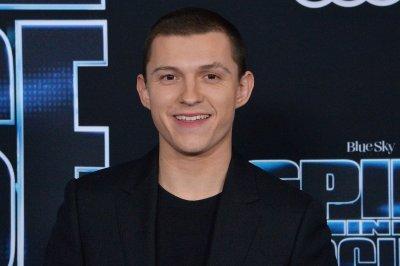 'Spider-Man' star Tom Holland surprises Jimmy Kimmel's son
