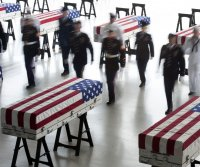 Remains of 36 more Korean War service members identified in over a year