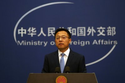 China calls on U.S. to withdraw troops from Taiwan