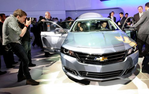 Auto Outlook: It's not your father's Chevy