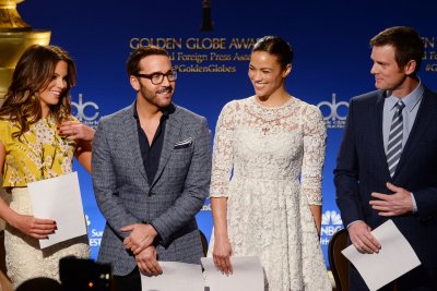 72nd annual Golden Globe Awards -- the nominees list