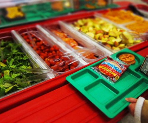 School best source of fruits and vegetables for low-income kids