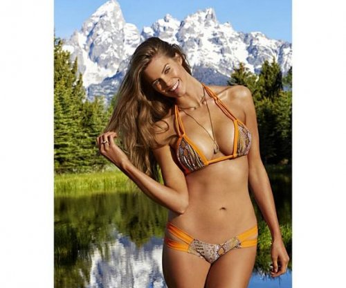 Robyn Lawley: First plus-size model featured in Sports Illustrated