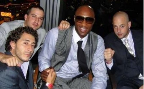 Lamar Odom's friend, Bobby Heyward dies days after Jamie Sangouthai