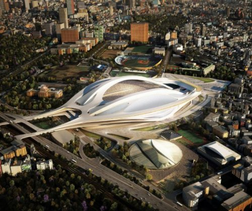 Japan nixes $2B Olympic stadium
