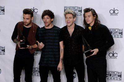 One Direction sing 'carpool karaoke' with James Corden