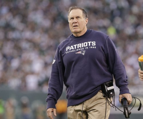 New England Patriots' Bill Belichick sticks by his coin-toss decision
