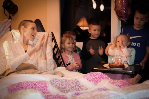 Joey Feek celebrates daughter Indiana's 2nd birthday