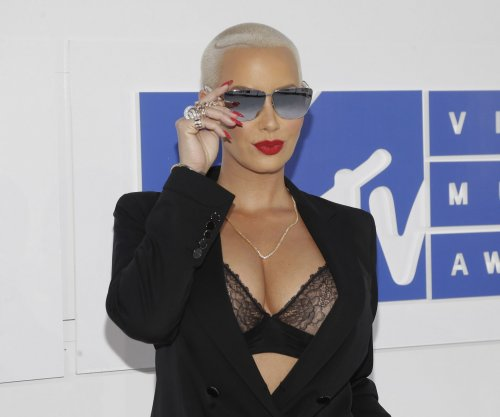 Amber Rose: I've lost weight on 'Dancing with the Stars'