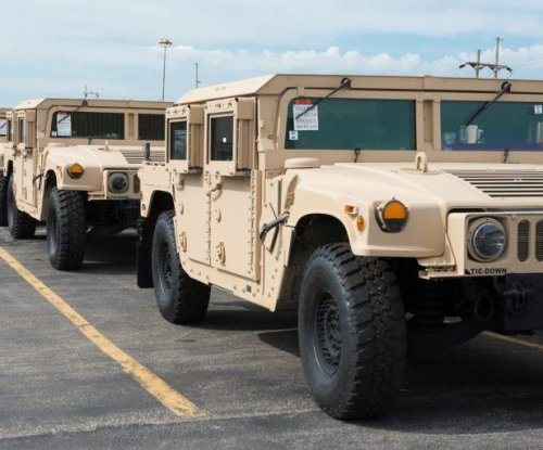 AM General to provide Humvees to Afghanistan, Ukraine and U.S. forces