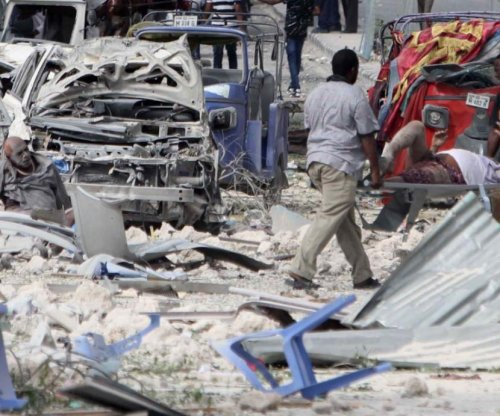 Dozens dead, wounded after terror attack at Somalia hotel