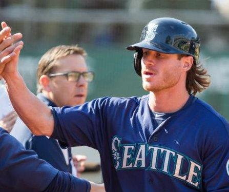 Ben Gamel's RBI single guides Seattle Mariners past Detroit Tigers