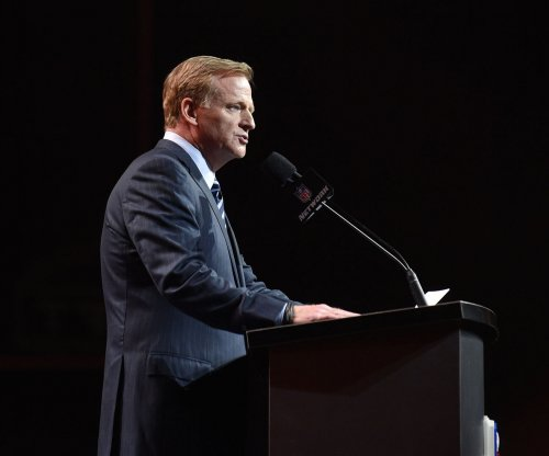 NFL commissioner Roger Goodell reiterates QB Colin Kaepernick not being blackballed