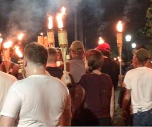 White nationalist march at University of Virginia ends in violence