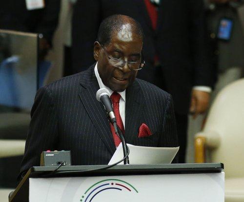Robert Mugabe fires vice president Emmerson Mnangagwa