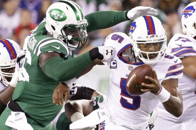 New York Jets: Muhammad Wilkerson benched for game vs. New Orleans Saints