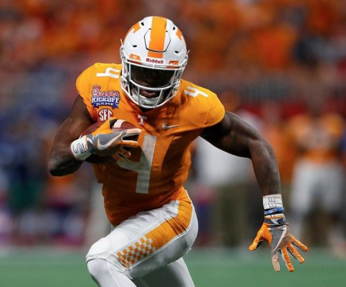 Tennessee Volunteers RB John Kelly to declare for 2018 NFL Draft